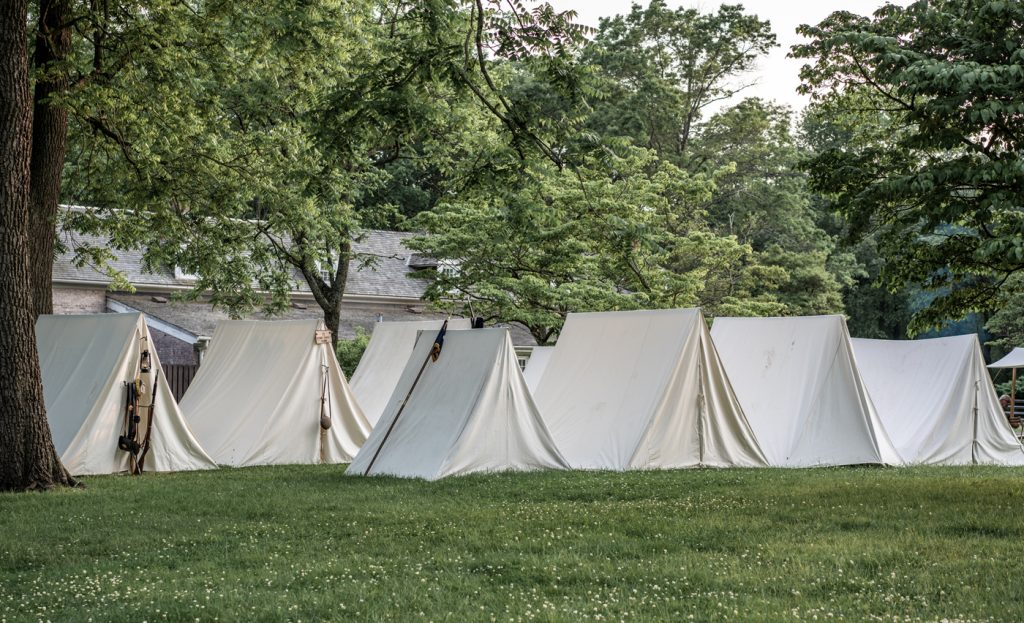 Civil War Encampment Allaire State Park 060119 100