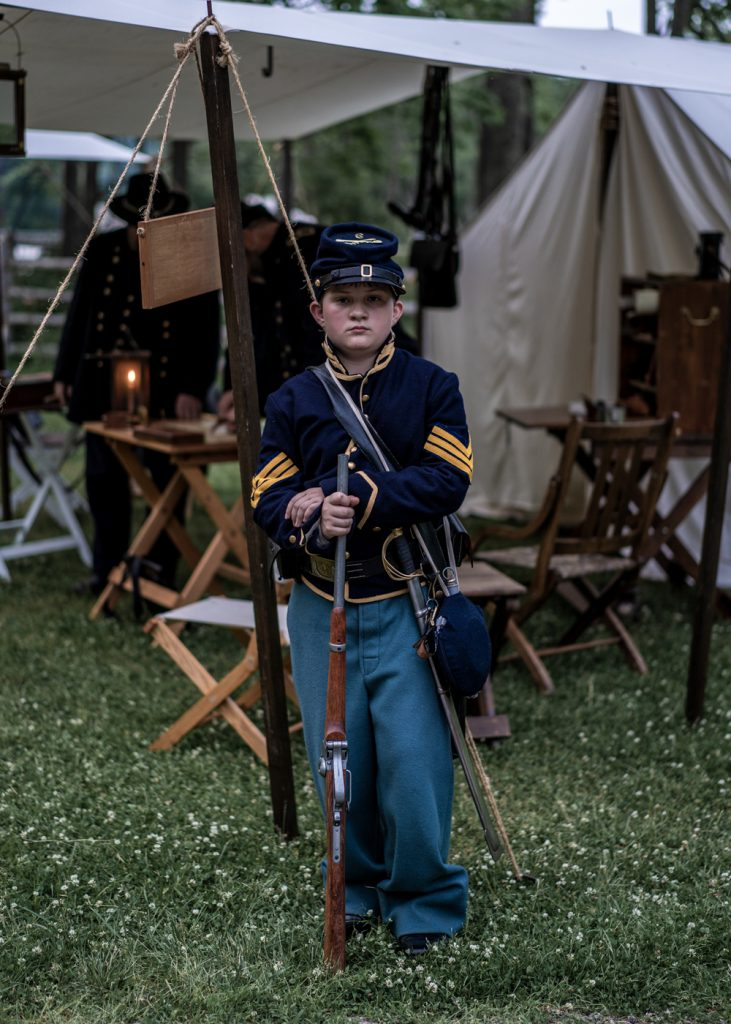 Civil War Encampment Allaire State Park 060119 104