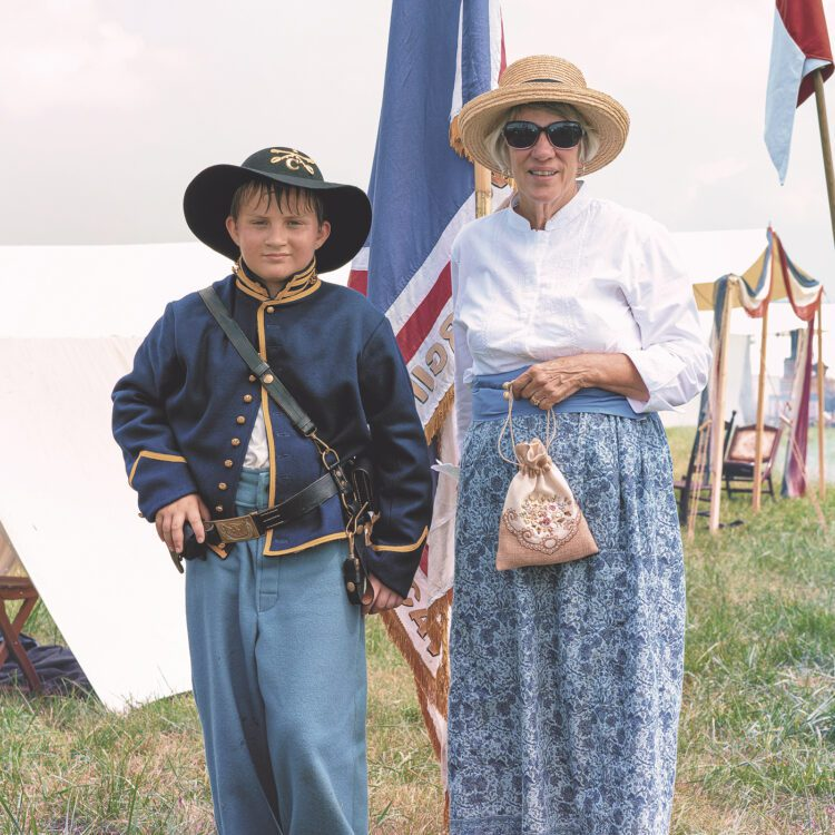 Gettysburg Battle Reenactment 070519 004
