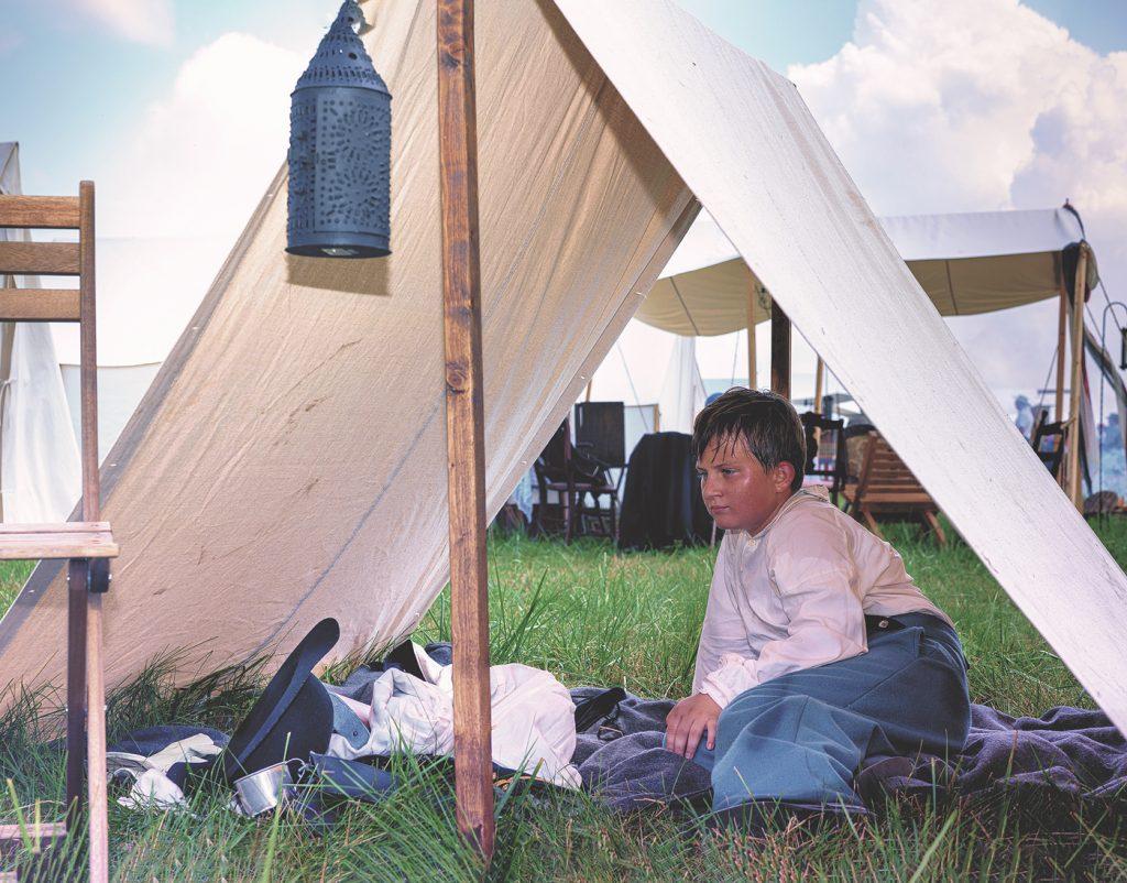 Gettysburg Battle Reenactment 070519 005