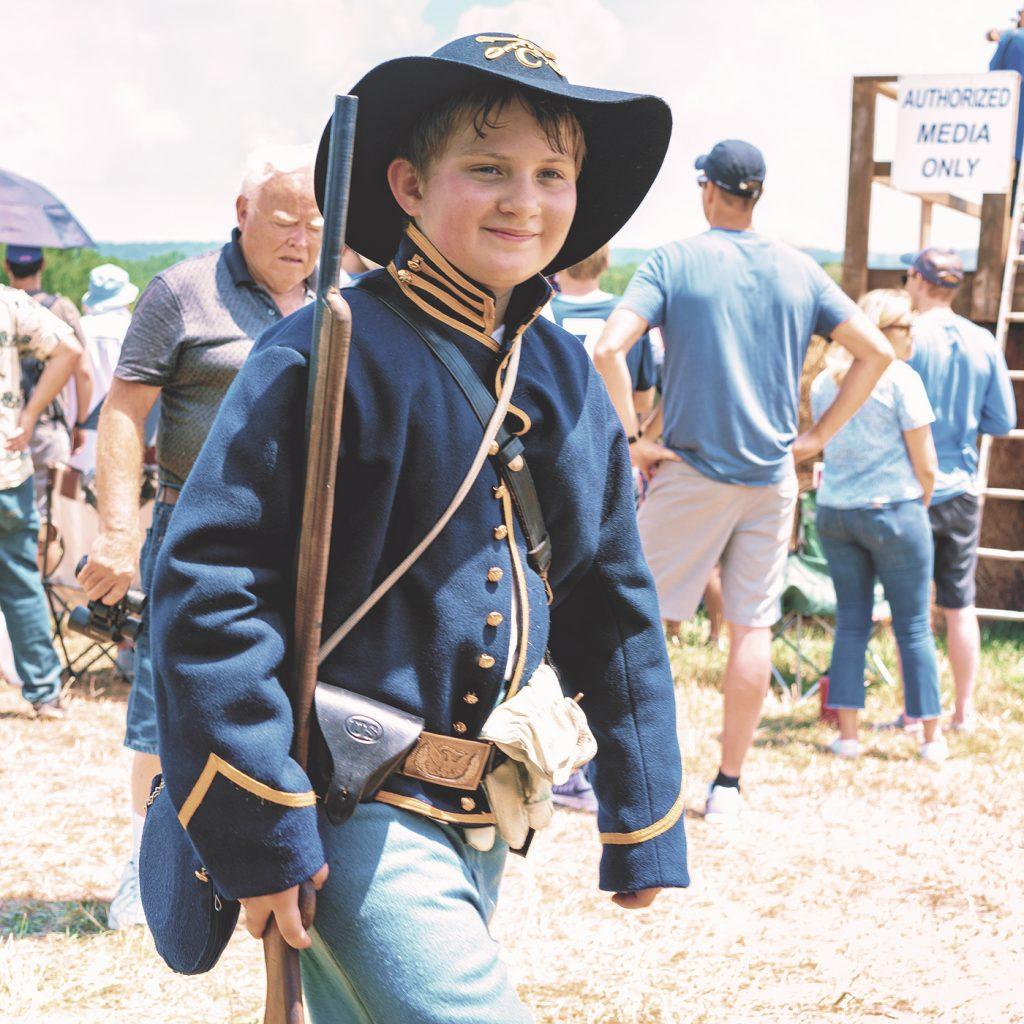 Gettysburg Battle Reenactment 070519 006