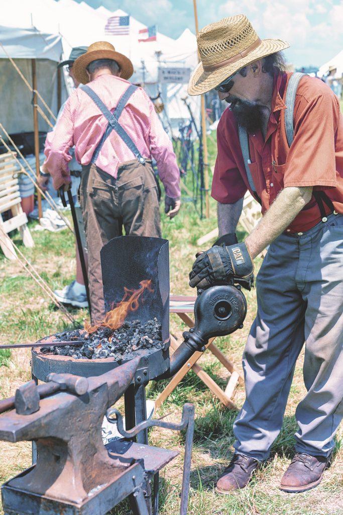 Gettysburg Battle Reenactment 070519 007