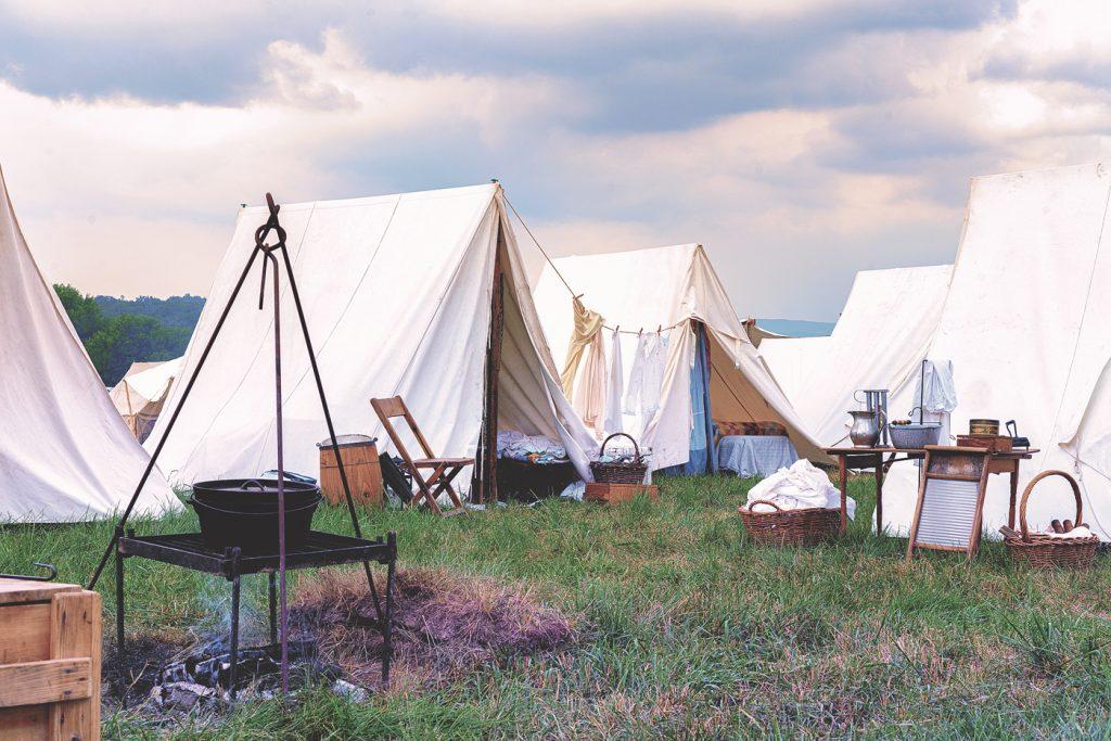 Gettysburg Battle Reenactment 070519 009