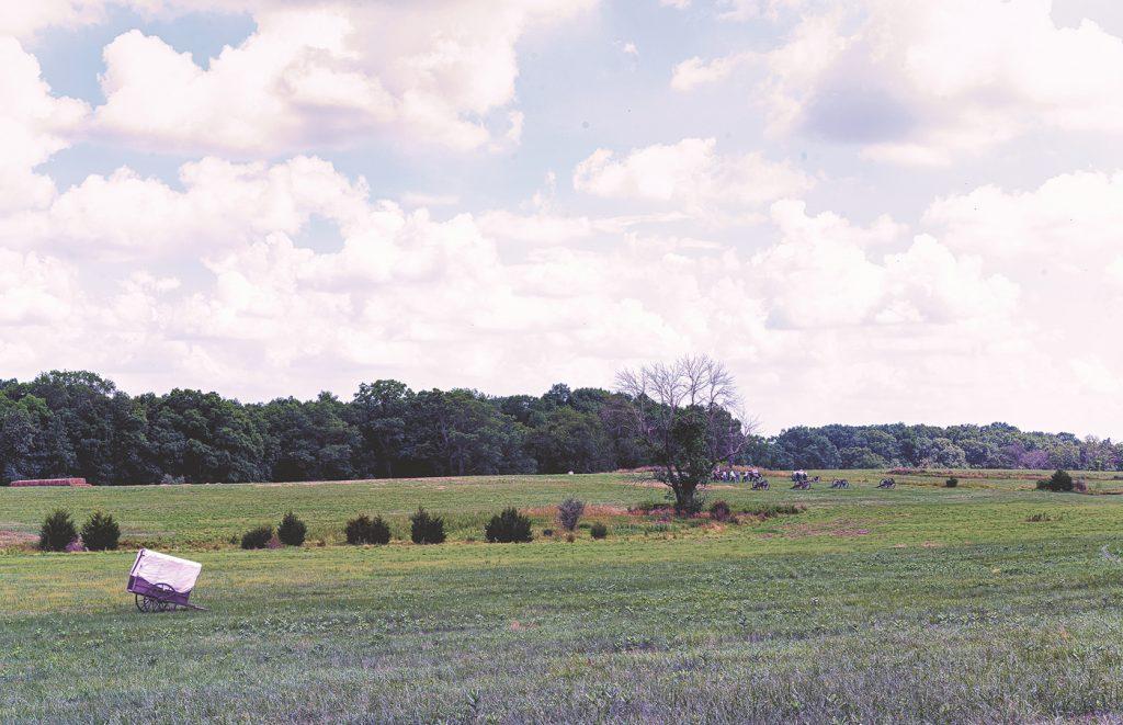 Gettysburg Battle Reenactment 070519 010