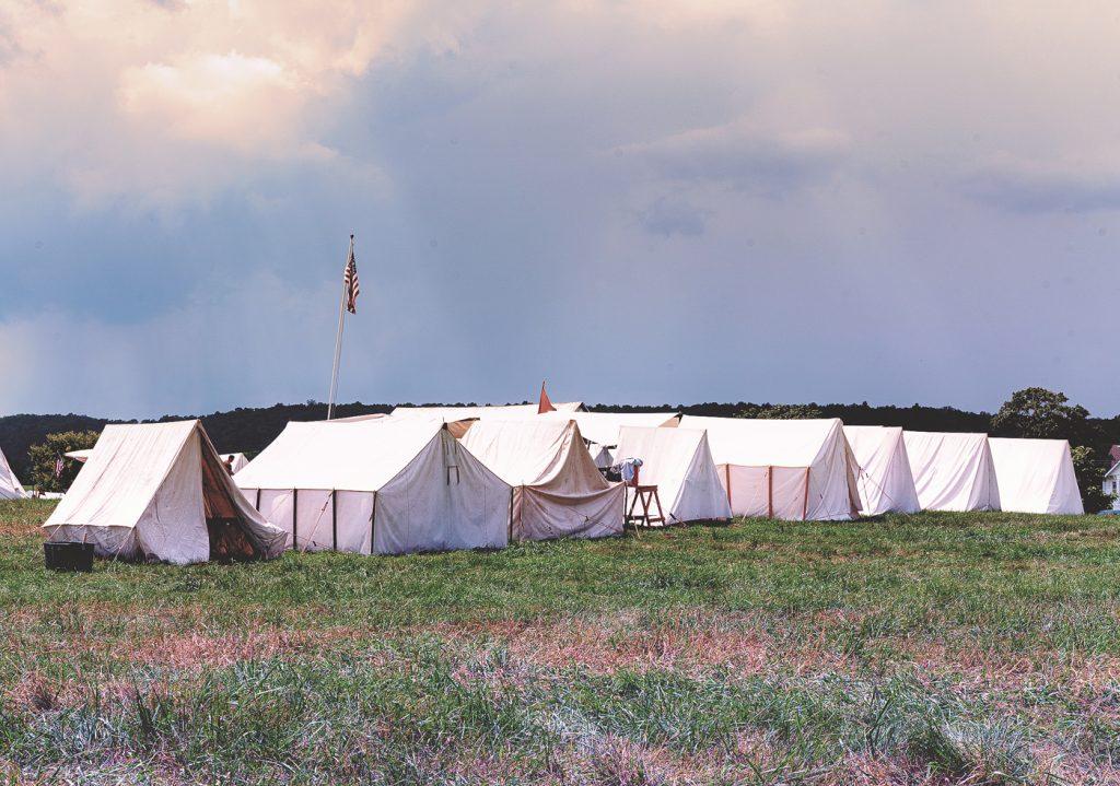 Gettysburg Battle Reenactment 070519 011