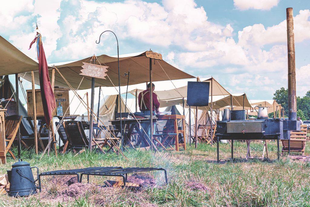 Gettysburg Battle Reenactment 070519 012