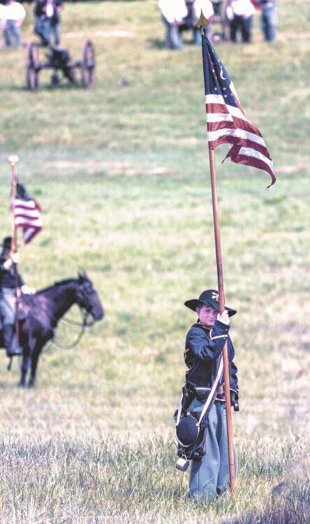 Gettysburg Battle Reenactment 070519 013