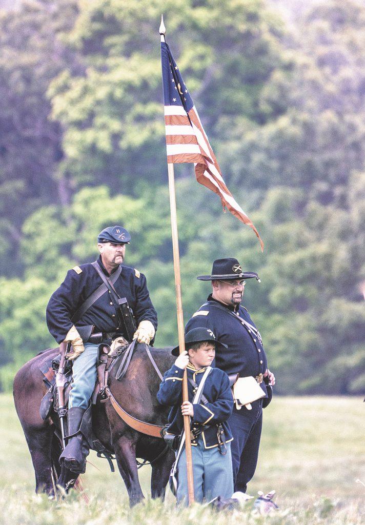 Gettysburg Battle Reenactment 070519 014