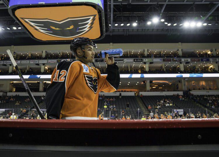 Lehigh Valley Phantoms Hockey 041418 003