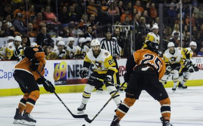 Phantoms vs Penguins Game – April 2018