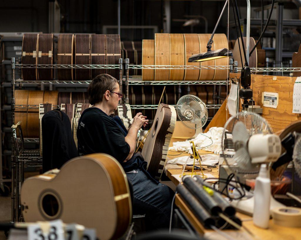 Martin Guitar Factory 022819 013