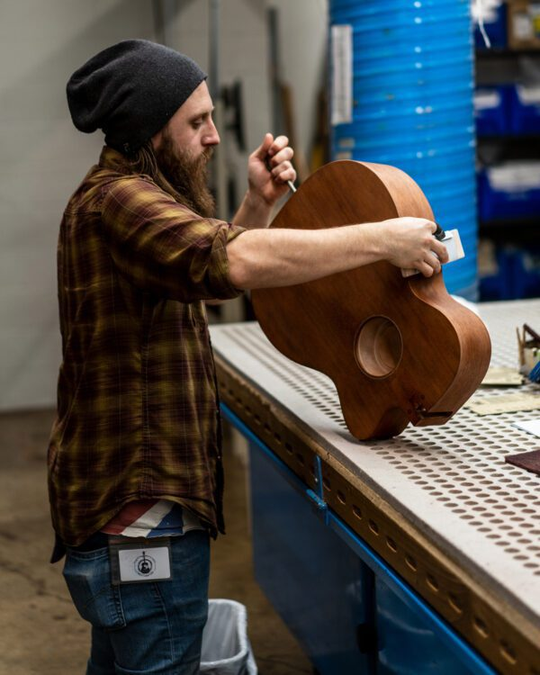 Martin Guitar Factory 022819 023