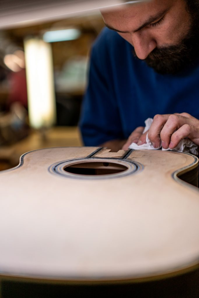Martin Guitar Factory 022819 025