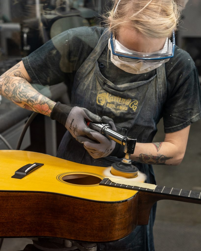 Martin Guitar Factory 022819 028