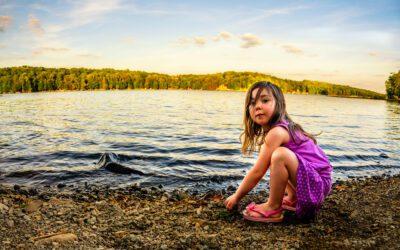 Family Vacation at Lake Ariel
