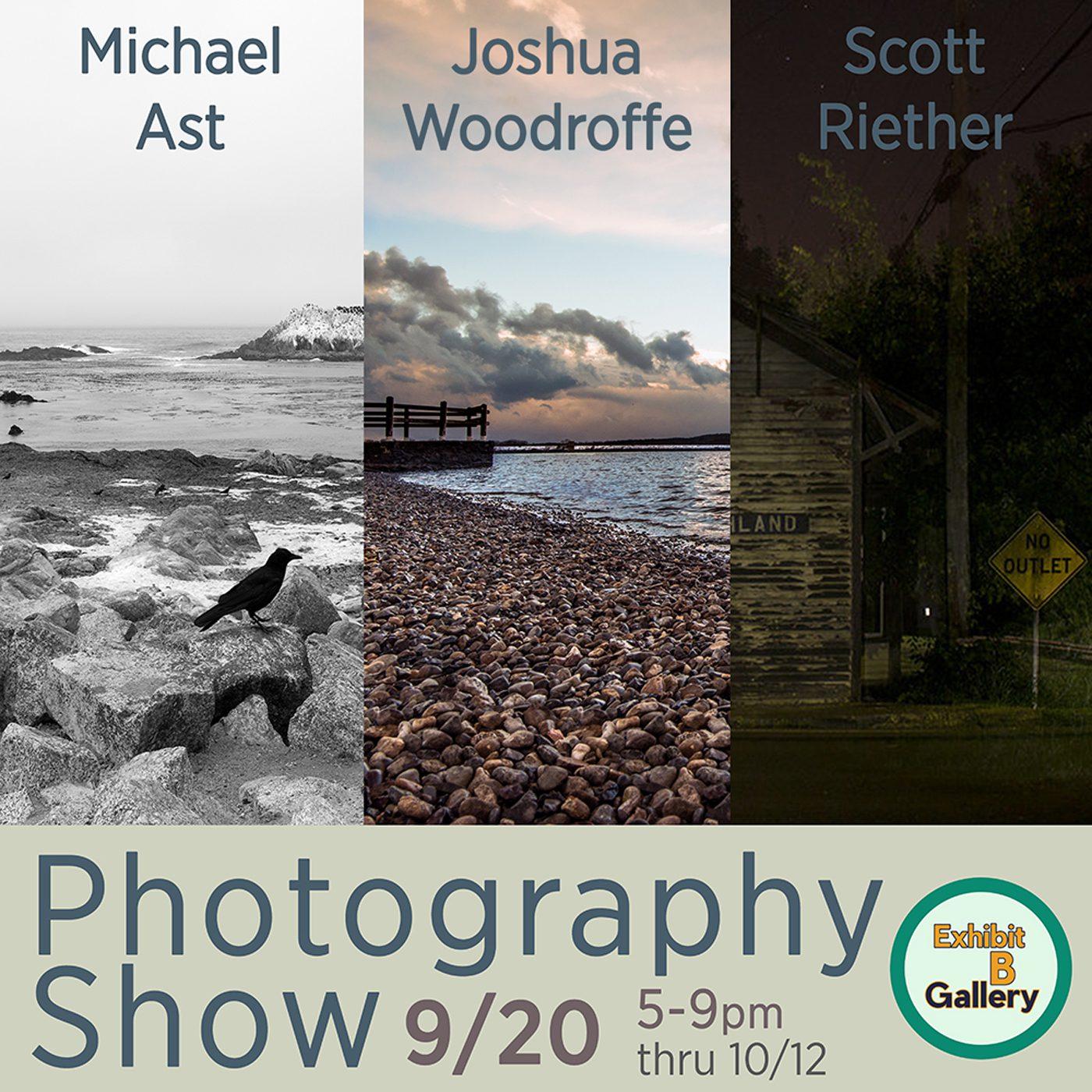 Exhibit B Photo Show Card