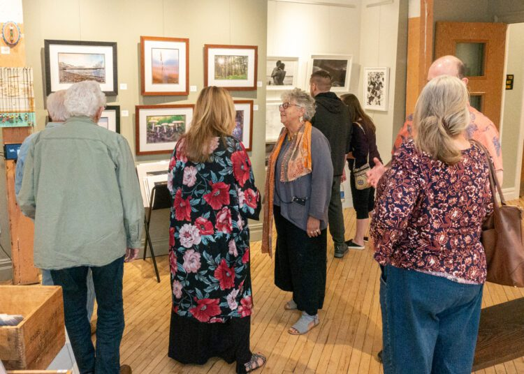 The Gallery Visitors