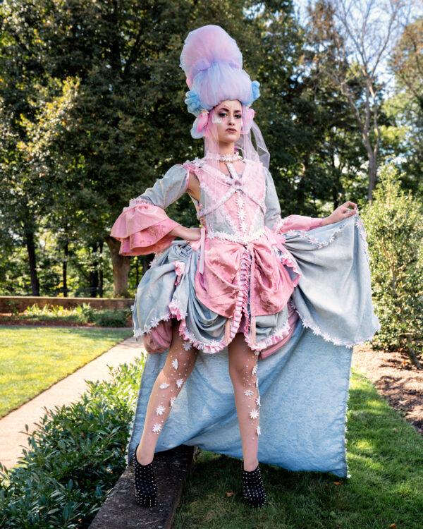 Kristen Costa Victorian Dresses - 029