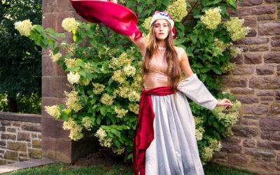 Victorian Dresses by Kristen Costa