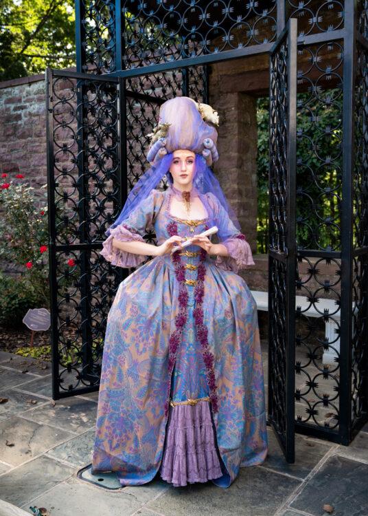 Kristen Costa Victorian Dresses - 093