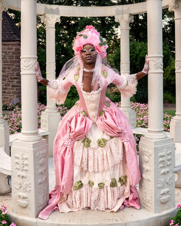 Kristen Costa Victorian Dresses - 262