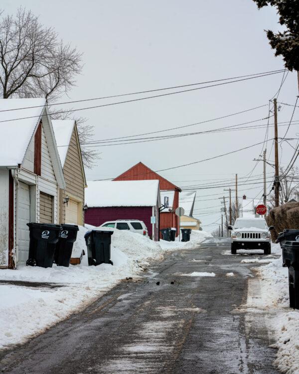 Back Alley Souderton, PA
