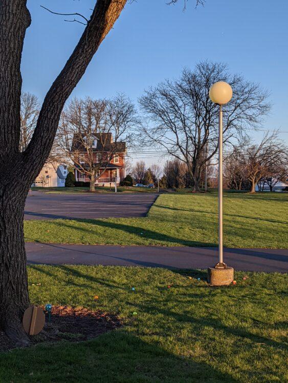 Light Post in Souderton, PA