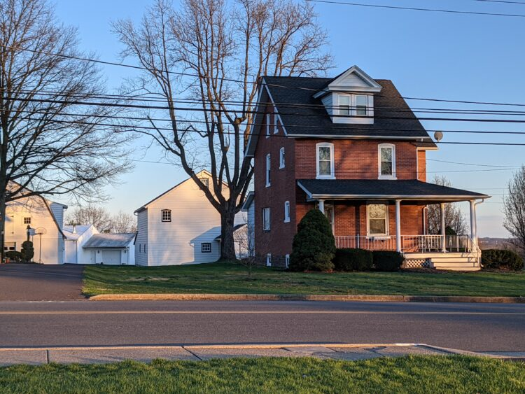 House in Souderton, PA
