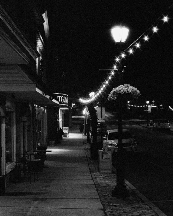 Main Street in Souderton, PA