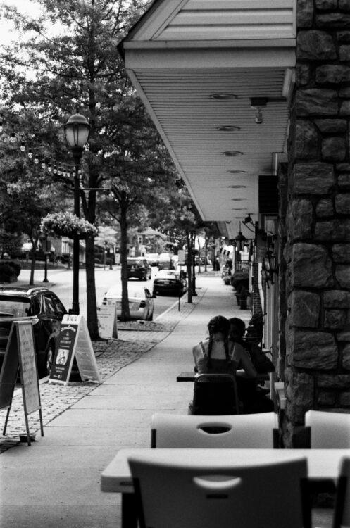 Street in Souderton, PA