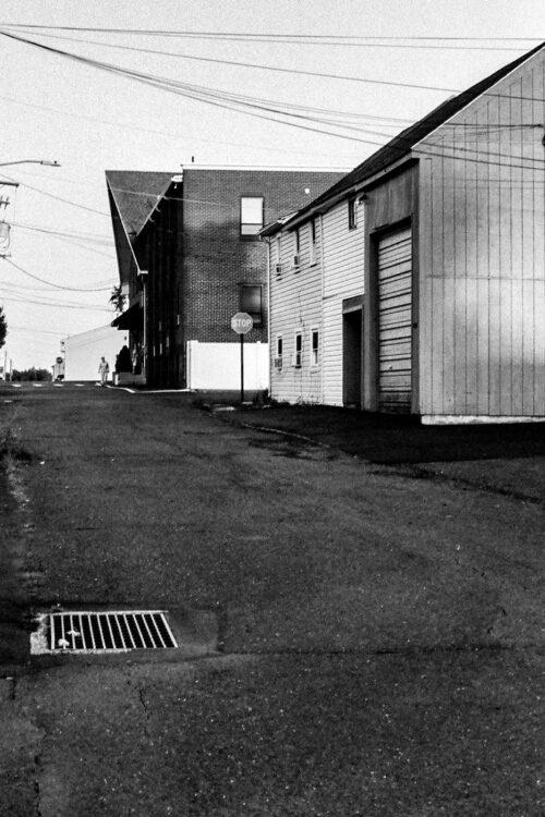 Back Alley in Souderton, PA