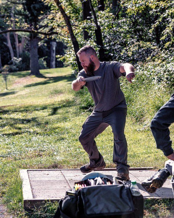 Disc Golf Lenape Park Photos 09202020 030