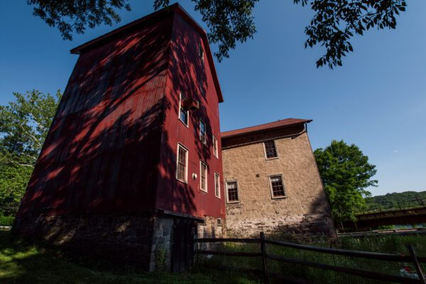A photo of Prallsville Mill