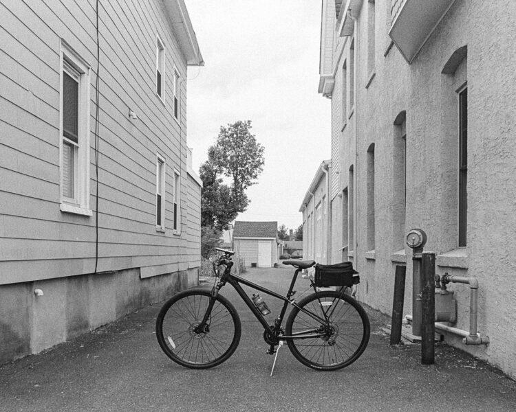 My Bike in Quakertown