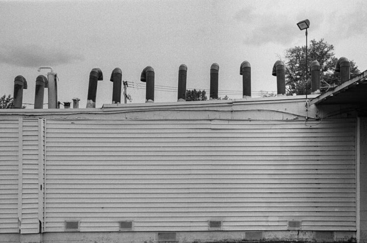 Quakertown Laundromat Stacks