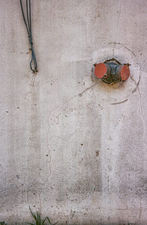 Quakertown Wall