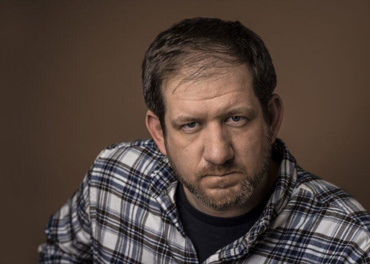 Self Portrait Joshua Woodroffe