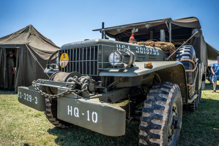 WW II Weekend 2021 02